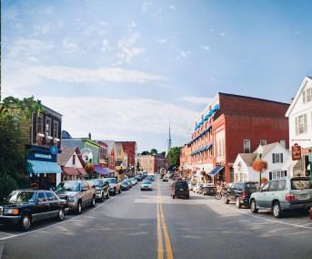 Один из самых красивых городов Новой Англии — Кэмдэн, штат Мэн. Источник www.bostonmagazine.com