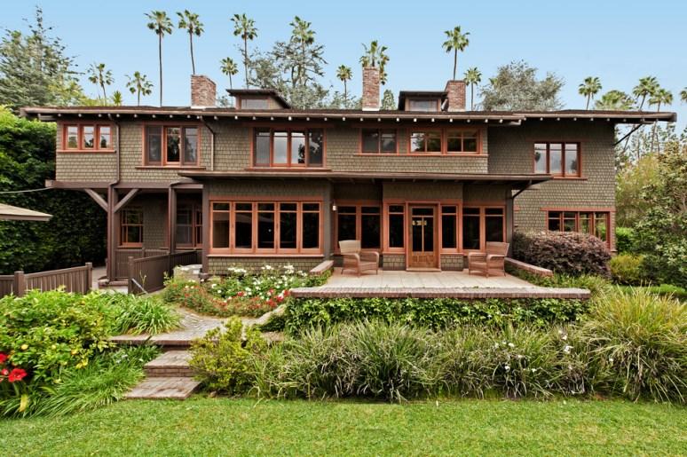 Три в одном: дом в стиле Craftsman, Prairie и Shingle. Источник www.wsj.com