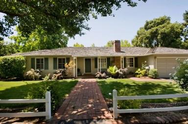 Дом в стиле Ranch (ранчо). Источник http://www.sustainablelivingnews.com/