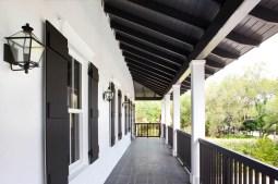 Архитектура США: дом в стиле French Plantation, Lowercountry (архитекторы SSH-architects). Источник http://ssharchitects.net