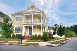 Charleston single style house