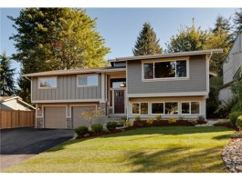 This wonderful home features 4 bedrooms, 3 full baths