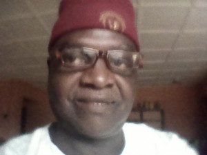 Dr John Apeh, President of the Grace Christian Mission of Nigeria