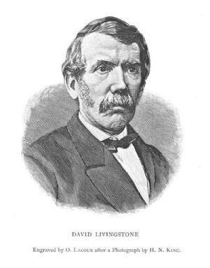 Thomas Hughes [1822-1896], David Livingstone