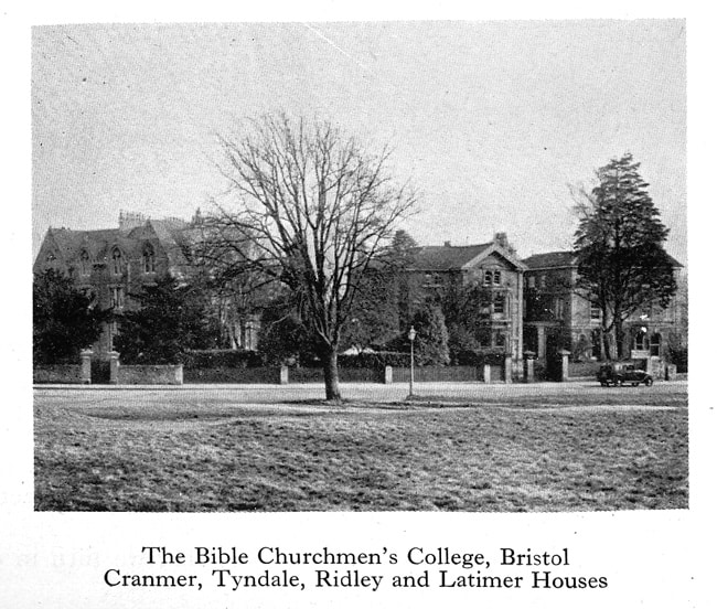 Bible Churchmen's Society College in Bristol