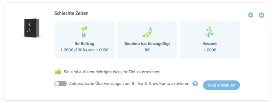 Bondora Go & Grow - Die Alternative zum Tagesgeldkonto 9