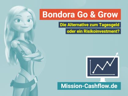 Bondora Go & Grow: Die Alternative zum Tagesgeldkonto oder ein Risikoinvestment?