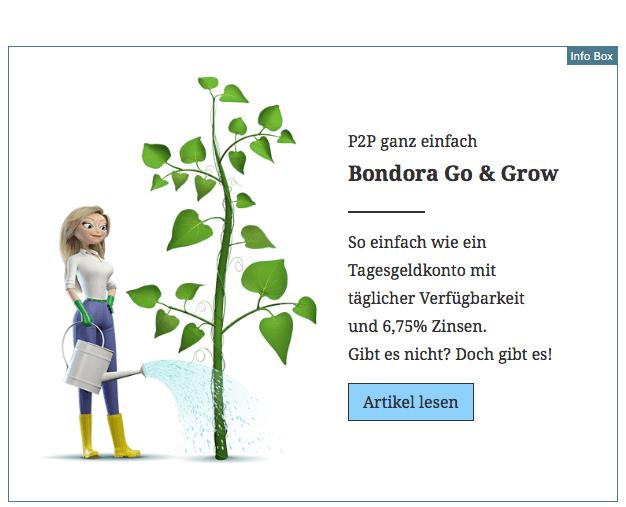 Bondora Go & Grow - Teaser 2
