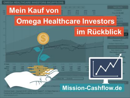 Im Rückspiegel: Mein Kauf von Omega Healthcare Investors