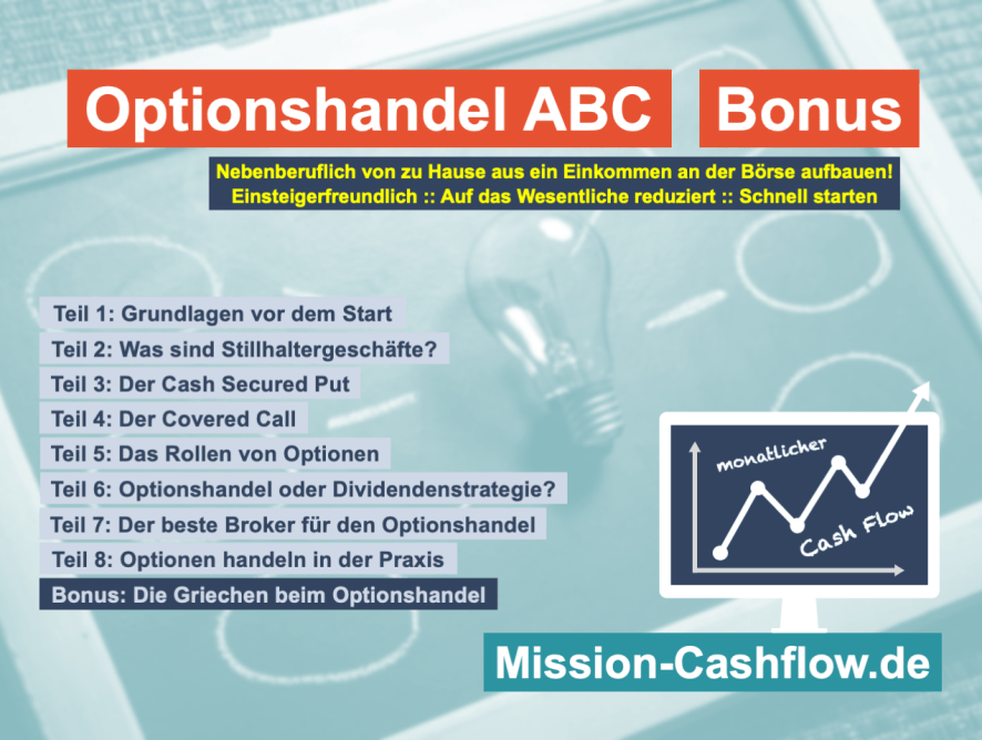 Optionshandel ABC: Die Griechen beim Optionshandel