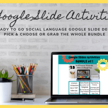 Google Slides Activities