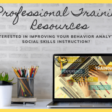 Professional Training Resources