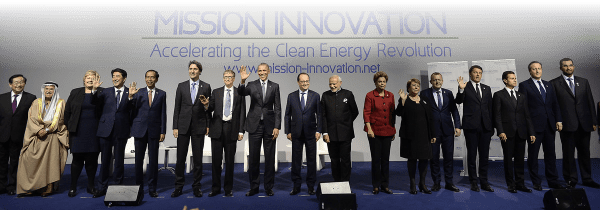 Joint Statement – Mission Innovation
