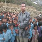 rajendra-nhisutu-is-with-children