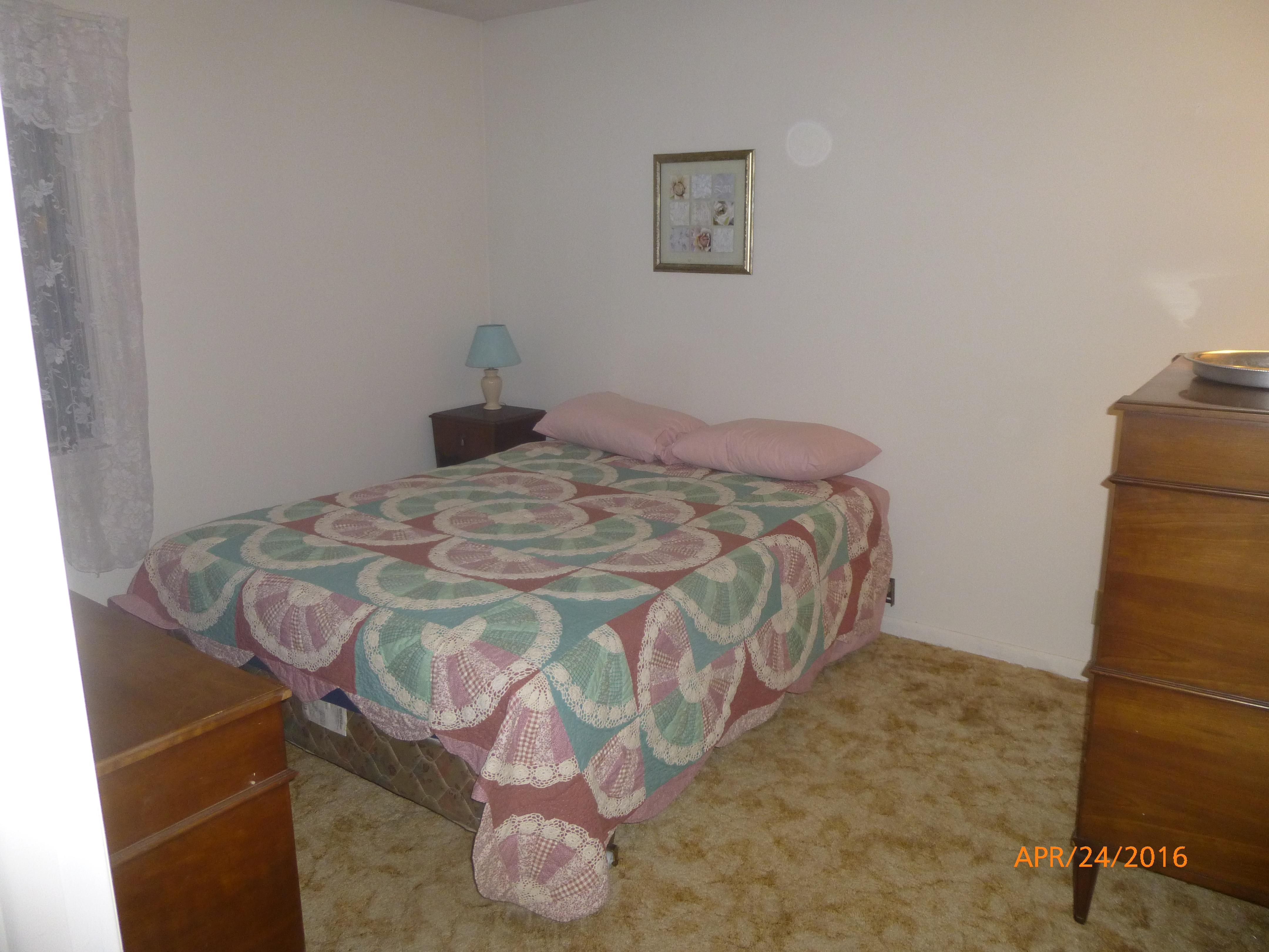 MRF Unit 10 Master Bedroom