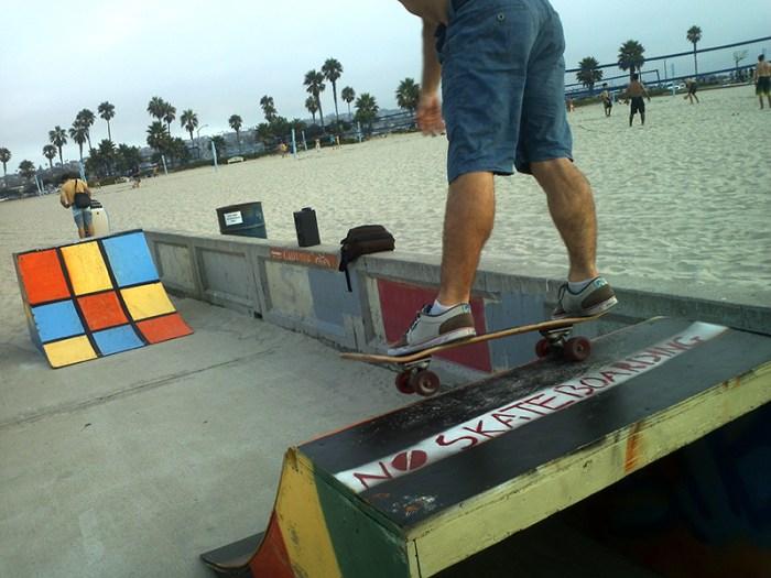 no-skateboarding