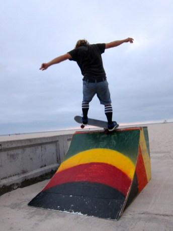 Boardwalk Skate Ramp Jam