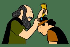 3 Samuel Annoints David
