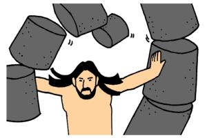 6_Death of Samson