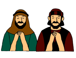 10_Parable of Pharisee and Tax Collector