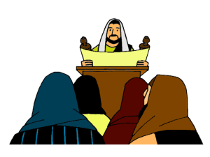 2_Jesus Preaches in Nazareth