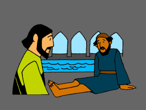3_Jesus Heals Man By Pool