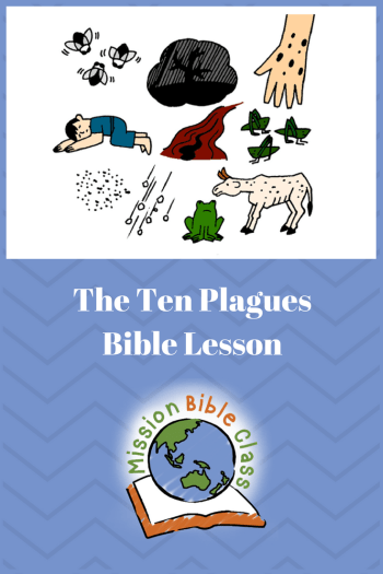 Let My People Go – Mission Bible Class