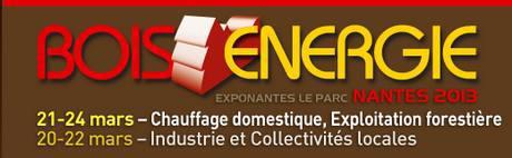 Salon Bois Energie Expo Nantes