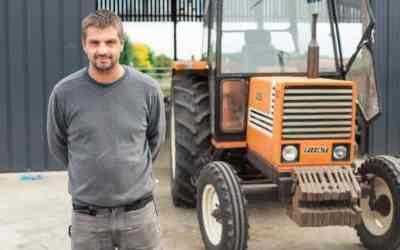 Soutenir le projet agroforestier de David Guibert