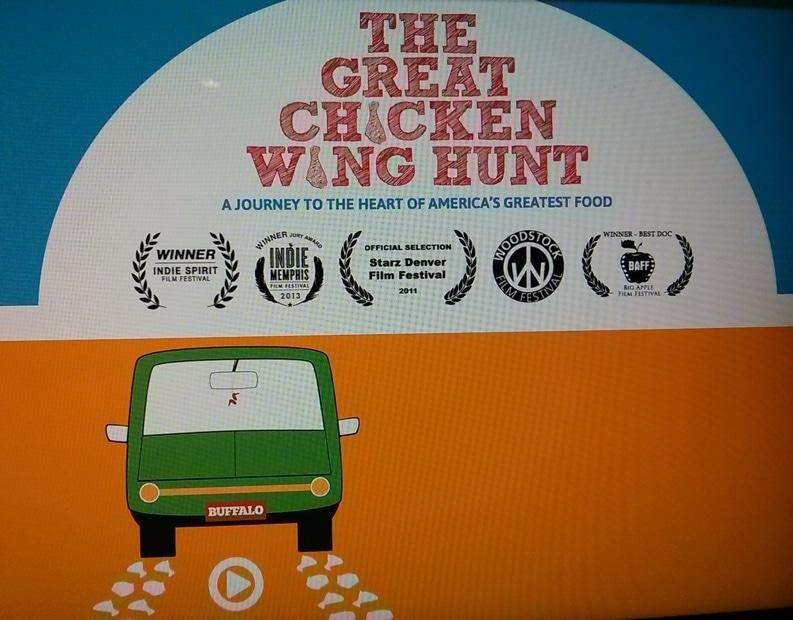 great chicken wings hunt