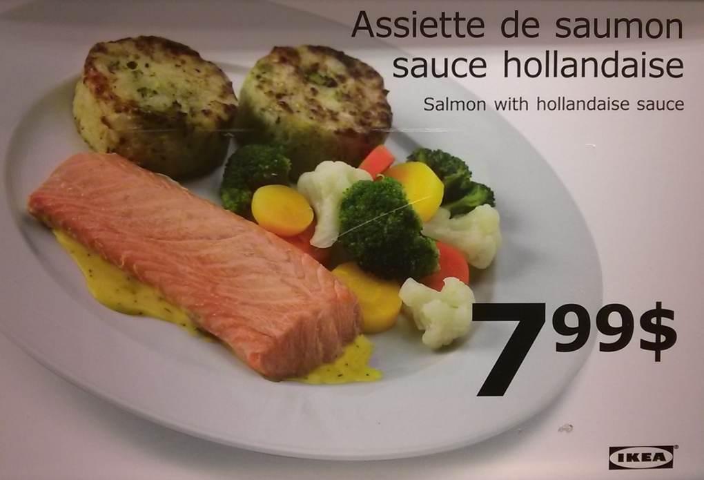 saumon suédois