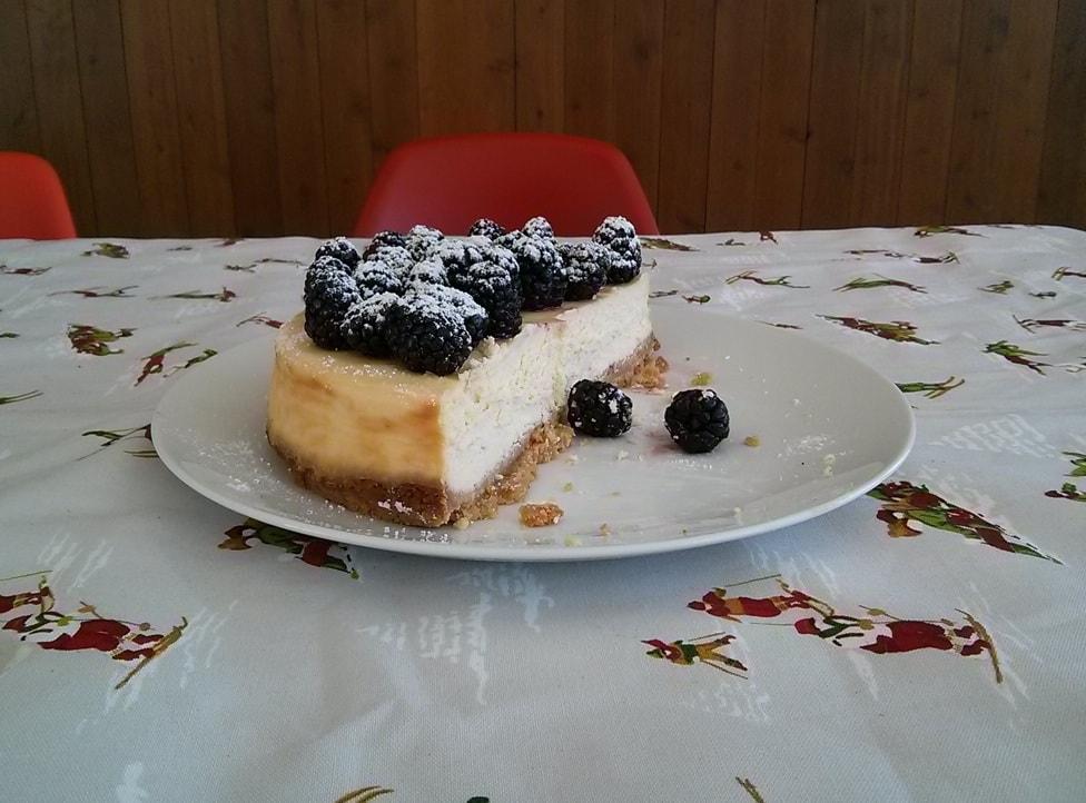 Mtl Cheese cake Daniel Pinard