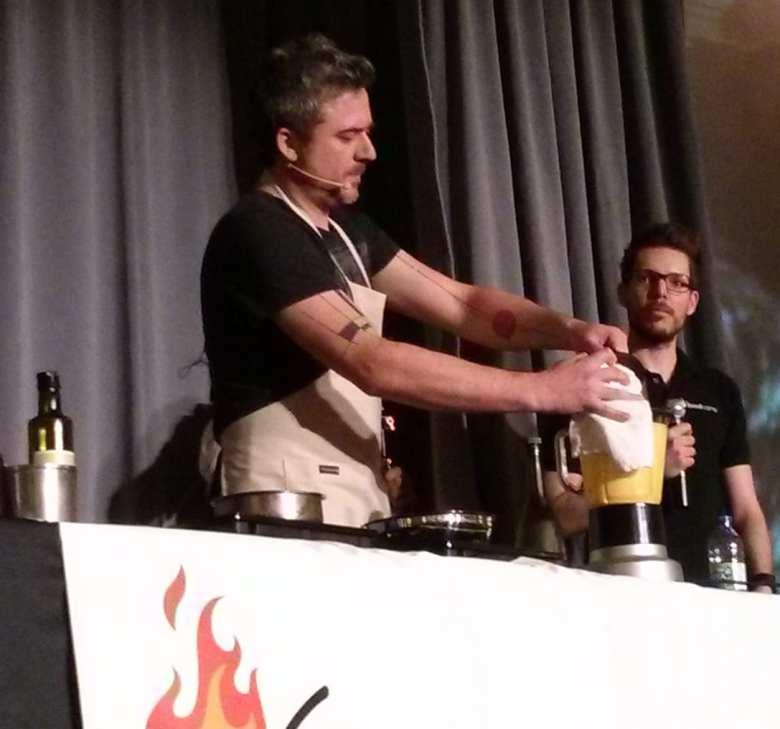 martin juneau et blender