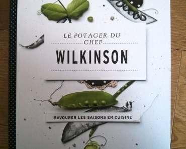 Salade d'asperges, skordalia, prosciutto et Dukka: Potager du chef Wilkinson
