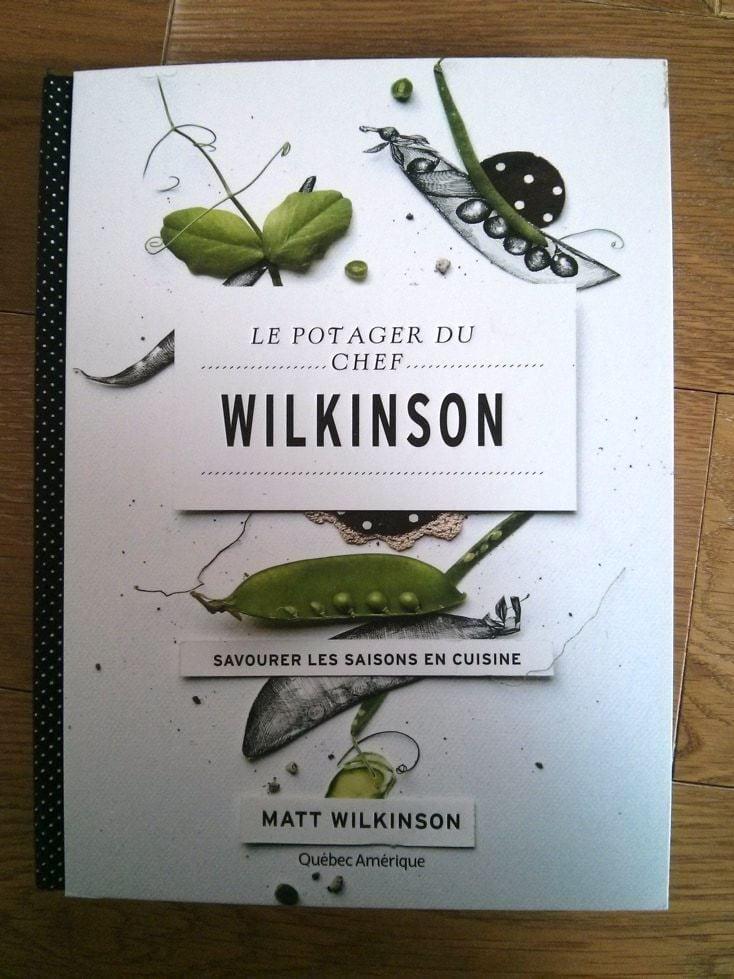 Le potager du chef Wilkinson