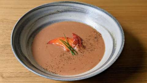 bisque homard cari Mission Cuisine Urbaine