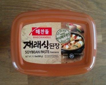 Soupe au tofu soyeux et chou nappa