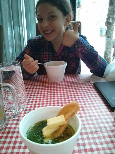 soupe aux nouilles
