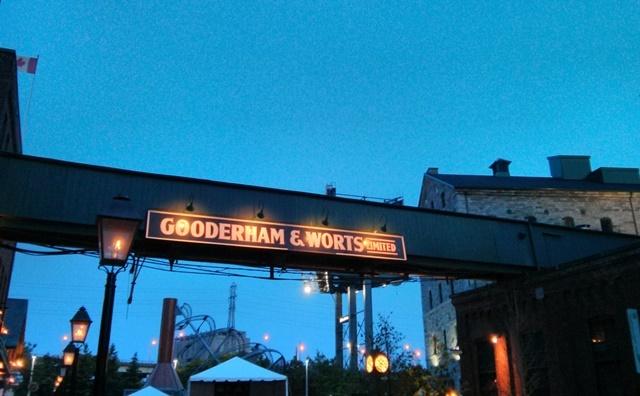 Gooderman la nuit