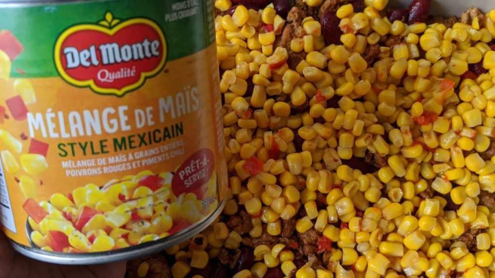 Mélange de maïs Del Monte