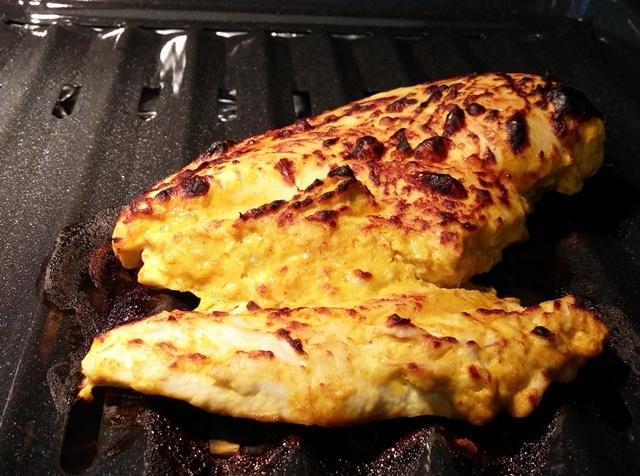 cuisson poulet