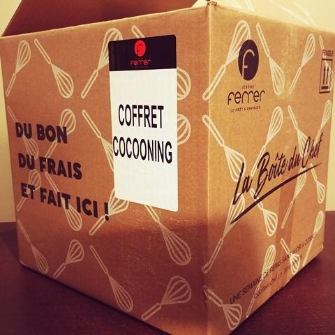 coffret cocooning Ferrer