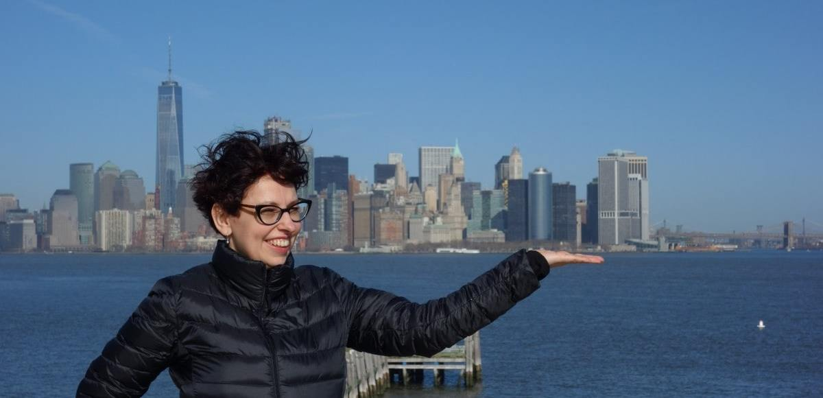 NYC voyage