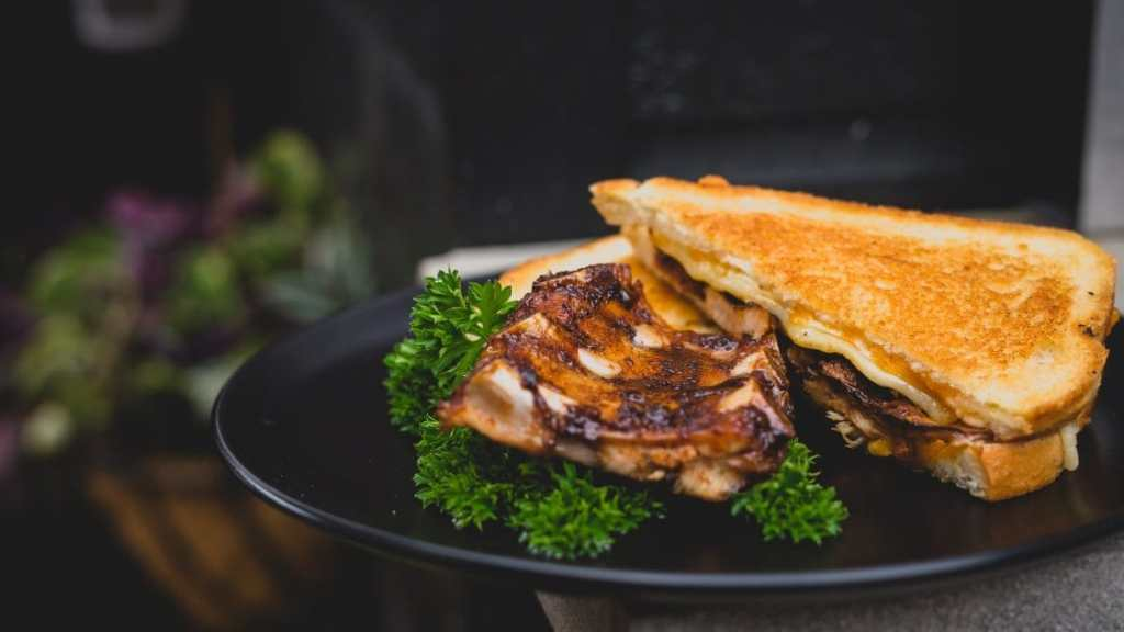 grill cheese Le gros luxe