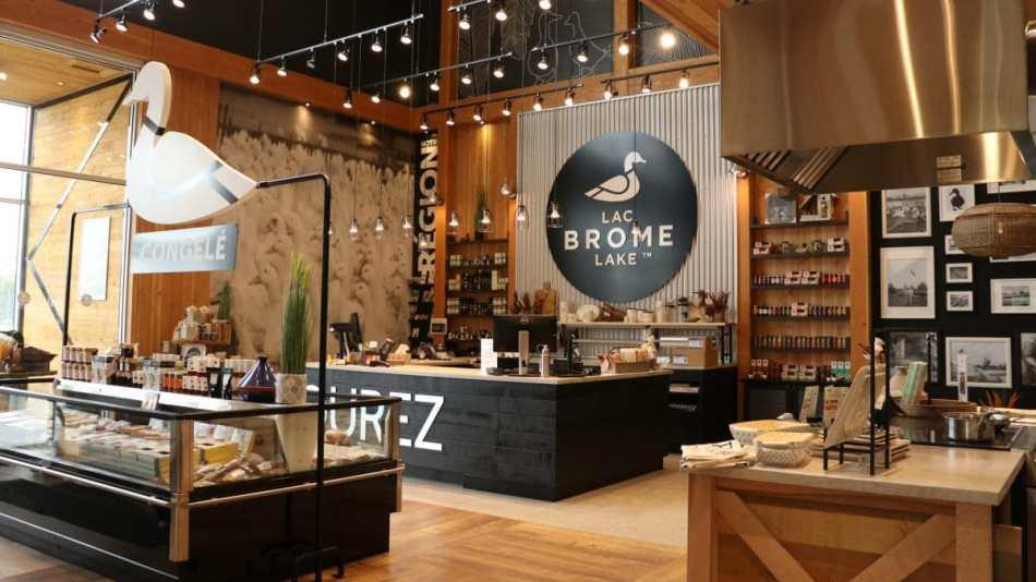 boutique Canard Lac Brome