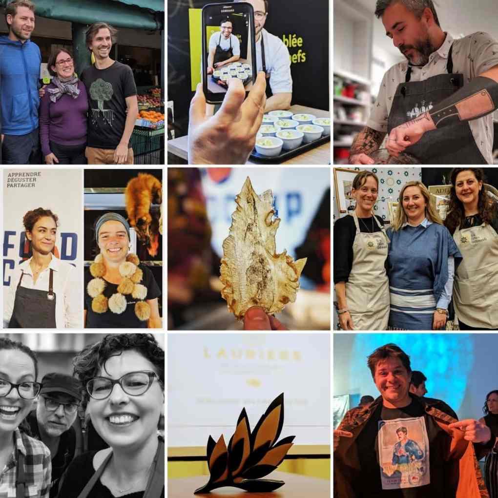 Best nine dernier regard sur 2019 Mission Cuisine Urbaine les rencontres