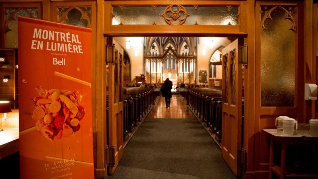 Conférence Montréal en lumière