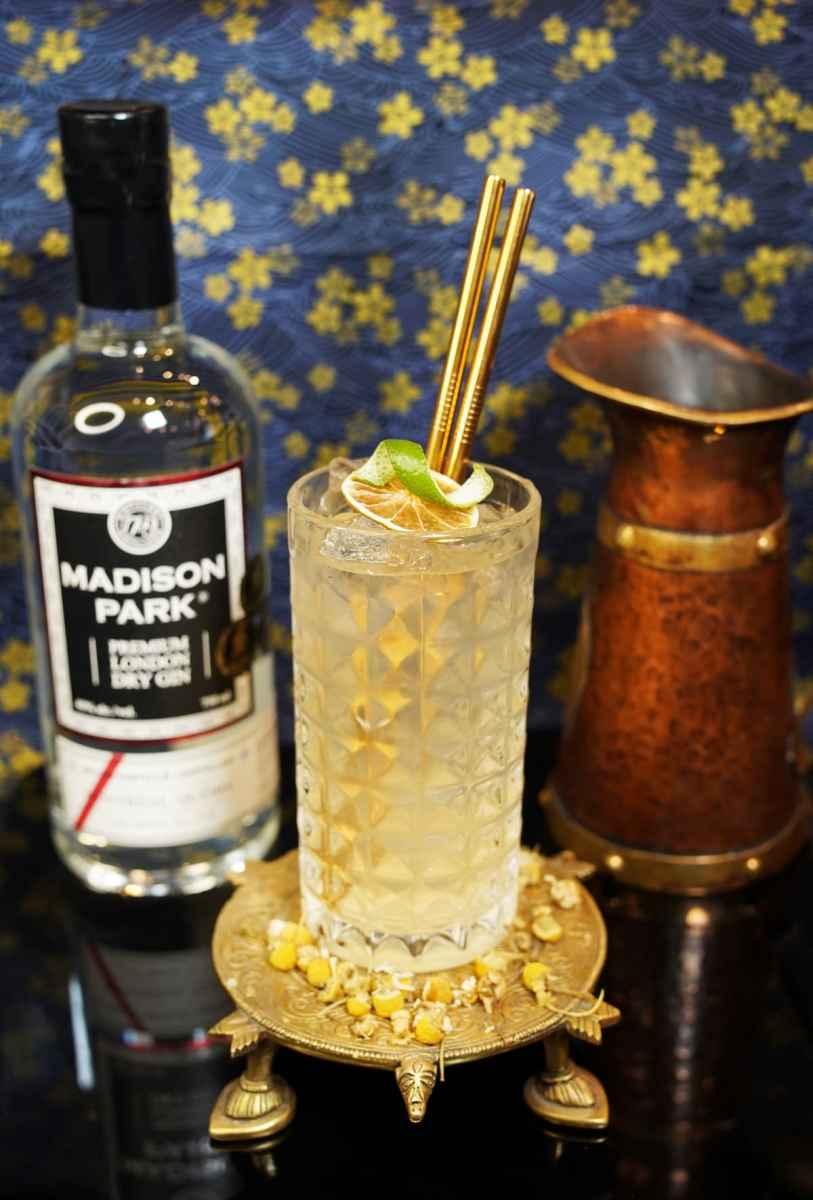 Tonic pour Madison park Cocktail pour emporter Alambika distilleries québécoises
