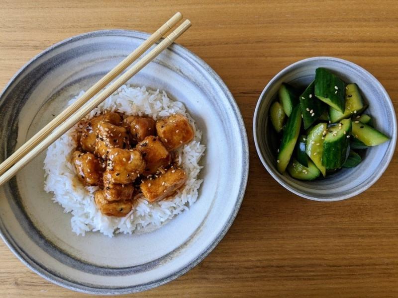 Géréral Tao sans friteuse