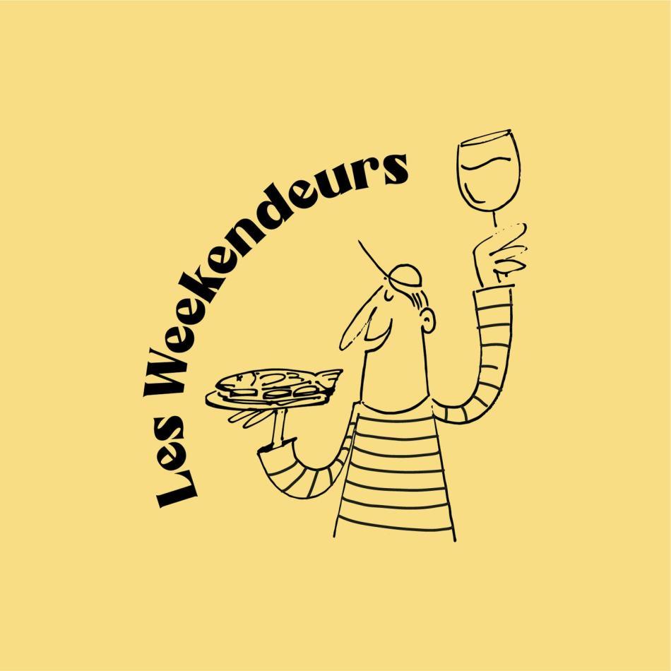 Les weekendeurs Logo